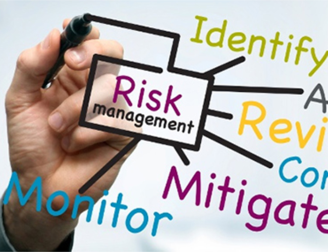 a plan to manage IT risk