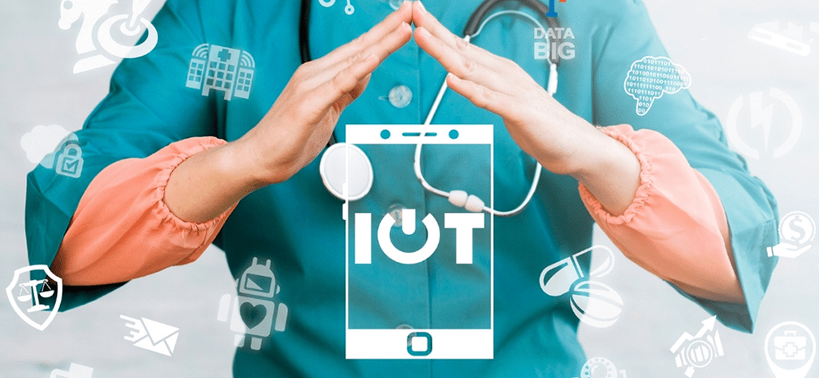 14. The Impacts of IoT in the Healthcare Industry (Infographic)-min
