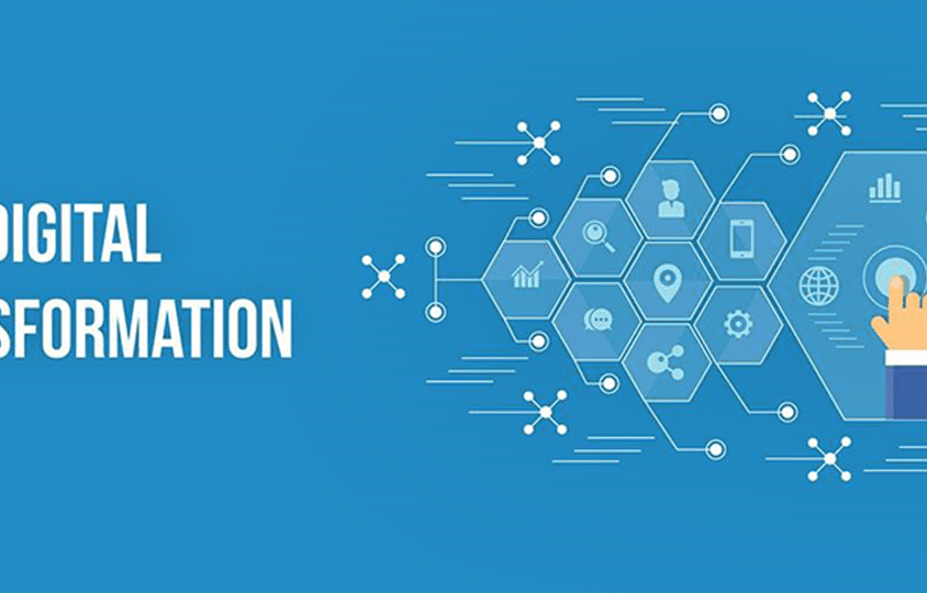 14. What Are The Two Inseparable Pillars In Digital Transformation ( June 25 2018)-min
