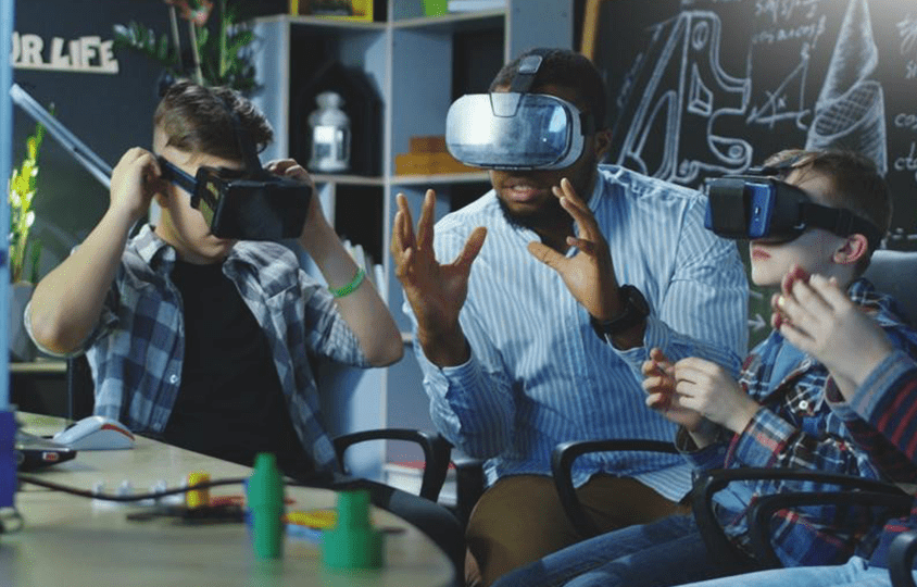 26. Use Cases How Schools are Using VR (September 25 2018)-min